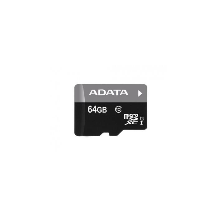 MICRO SD 64GB ADATA CL10