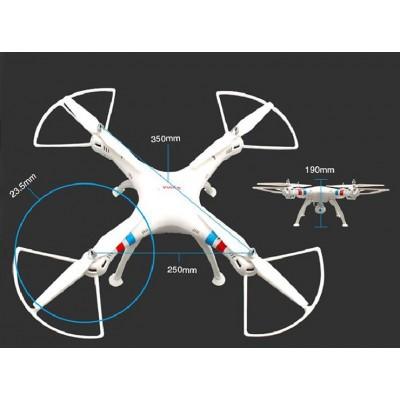 Dron SYMA X8C VENTURE cámara 2MP HD