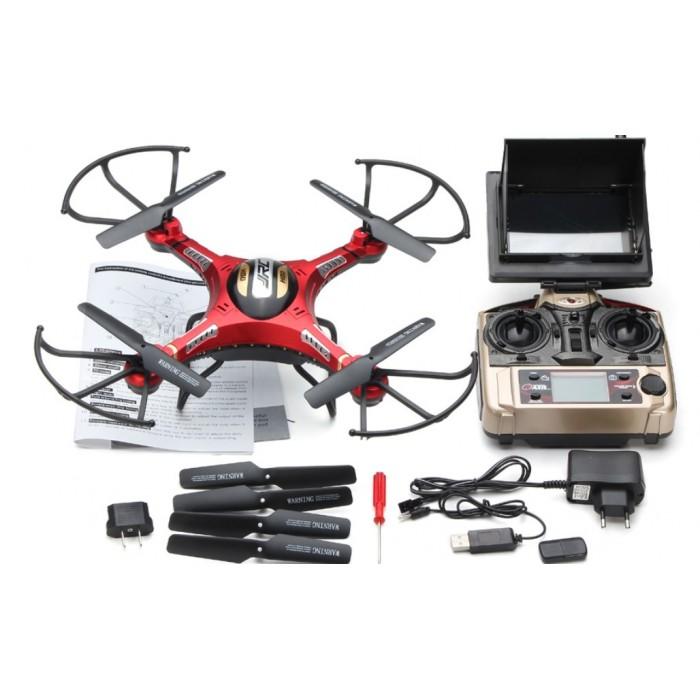 Dron DFD F183D HEADLESS Y RETORNO