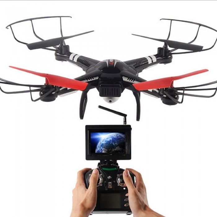 Dron Q222G con sistema FPV