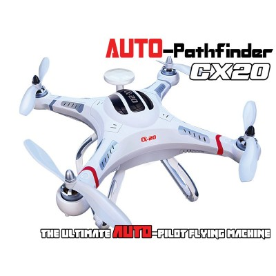 Dron CX20 Cheerson GPS