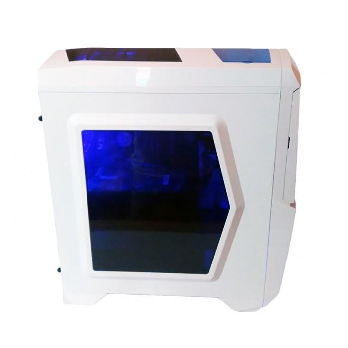 Poyecto Gaming Hiditec White