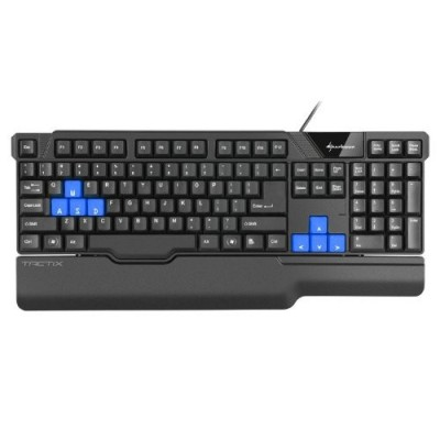 Teclado gaming Sharkoon Tactix