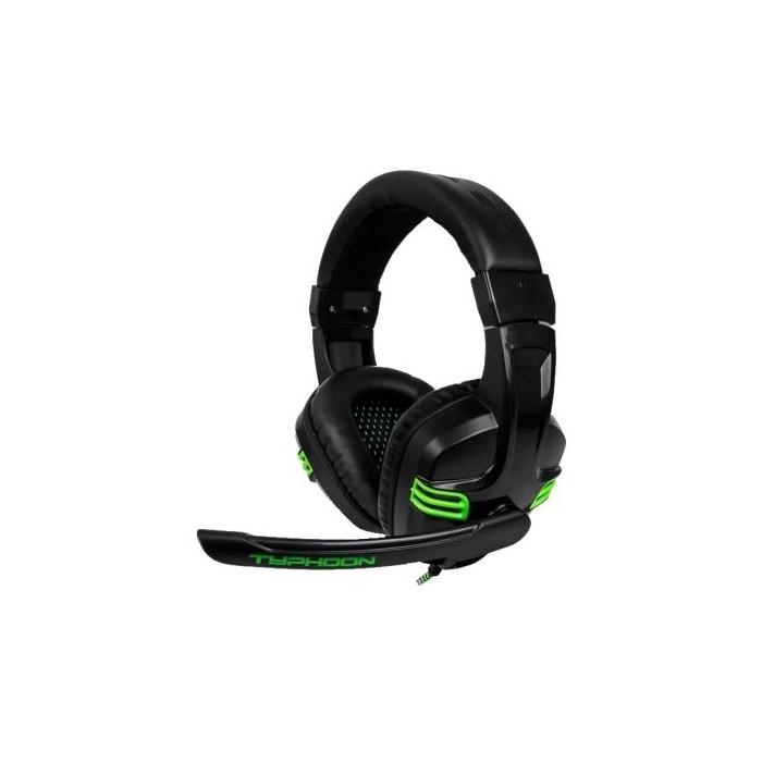 Auricular Gaming BG Typhoon PC/PS4/