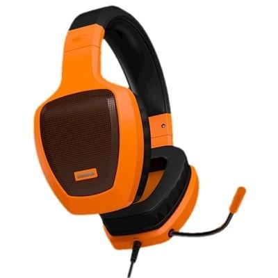 Auricular Gaming Rage Z50 Naranja
