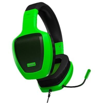 Auricular Gaming Rage Z50 Verde