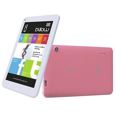 "Tablet 7"" Billow X702P QC Rosa"