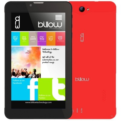 "Billow Tablet 7"" X704R QC 4G DuSIM 8GB 2.4GHz Ro"