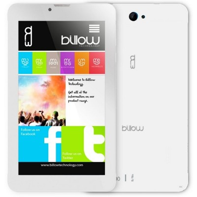 "Tablet 7"" Billow X704W QC Bl"