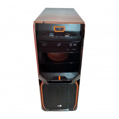 Torre Rdi Gaming Aerocool Orange edition