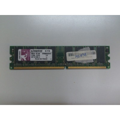 KINGSTON KVR400X64C3A 512MB DDR 400MHZ