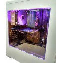 Torre Rdi Gaming Nox Hummer white edition