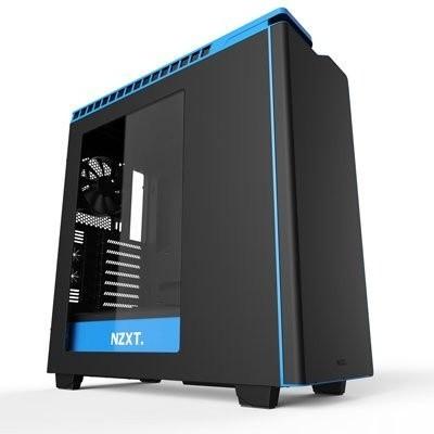 Caja NZXT H440 Blue