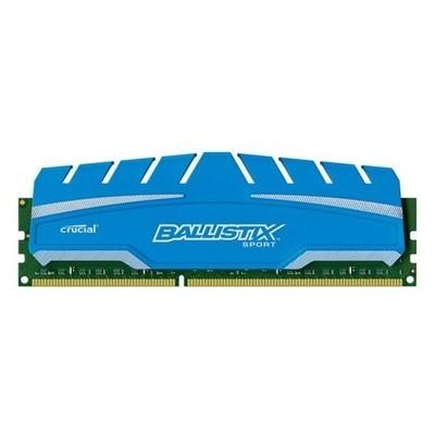 Crucial Ballistix Sport XT 8GB 1600MT