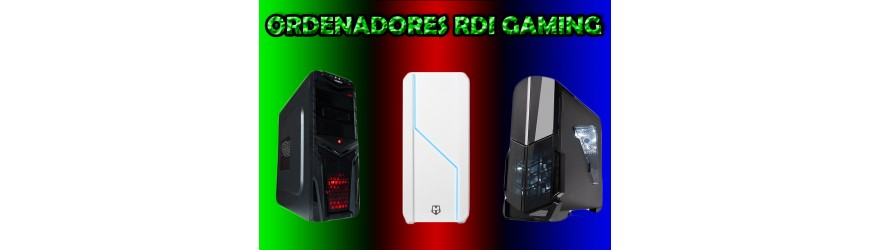Ordenadores Rdi Gaming