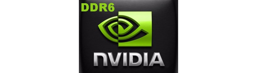 NVIDIA DDR6