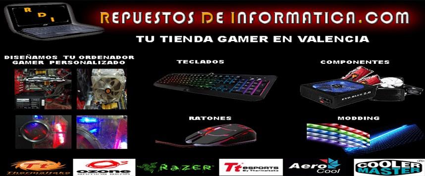Gaming tienda en Valencia
